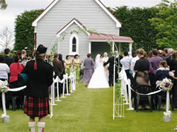 Taranaki Wedding Venue